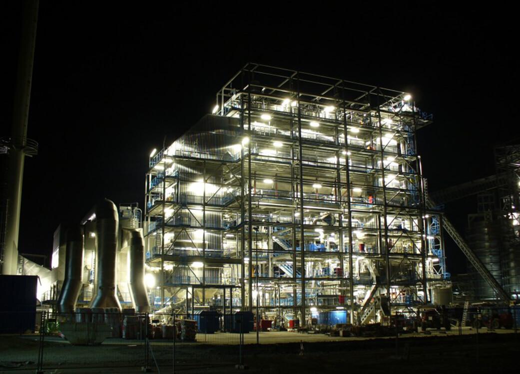 Centrale Biomasse Crescentino