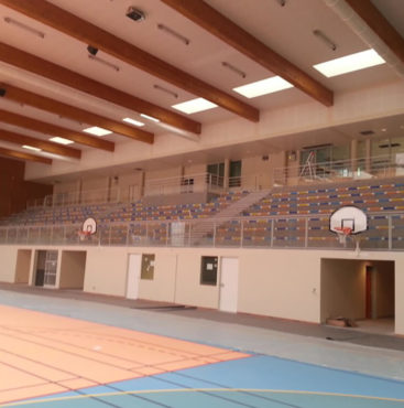 Gymnase – Villebon